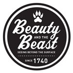 B&W Beauty and the Beast Since 1740