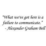 Cool Hand Luke - Alexander Graham Bell