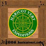 Haricot Vert Seal Design