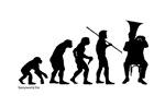 Evolution of Tuba Players