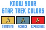 Star Trek Colors