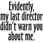 Director Warning