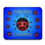 Infection Control Mousepads