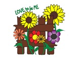 FLOWERS - LOVE TO BE ME
