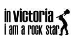 In Victoria I am a Rock Star