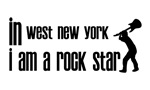 In West New York I am a Rock Star