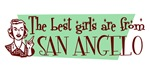 Best Girls are from San Angelo