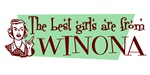 Best Girls are from Winona