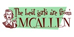 Best Girls are from Mcallen