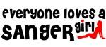 Everyone loves a Sanger Girl