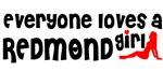 Everyone loves a Redmond Girl