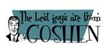 Best guys are from Goshen