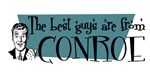 Best guys are from Conroe