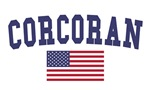 Corcoran US Flag