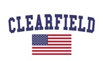 Clearfield US Flag
