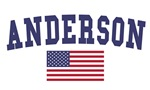 Anderson US Flag