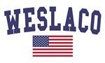 Weslaco US Flag