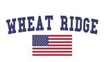 Wheat Ridge US Flag