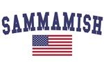 Sammamish US Flag
