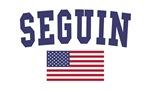 Seguin US Flag