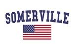 Somerville US Flag