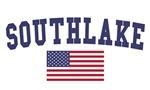 Southlake US Flag
