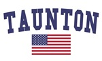 Taunton US Flag