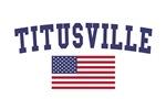 Titusville US Flag