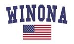 Winona US Flag