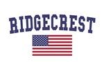 Ridgecrest US Flag