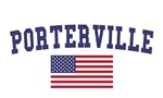 Porterville US Flag