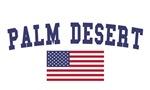 Palm Desert US Flag