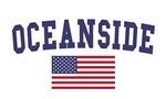 Oceanside US Flag
