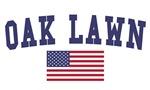 Oak Lawn US Flag