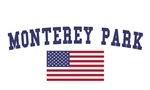 Monterey US Flag