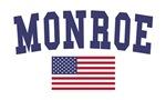 Monroe US Flag
