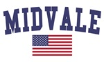 Midvale US Flag