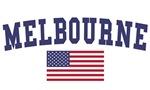 Melbourne US Flag