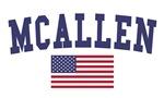 Mcallen US Flag