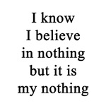 My nothing