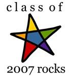 class of 2007 rocks