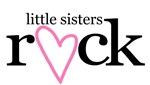 Little Sisters Rock (heart)