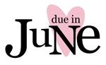 Due in June - Pink