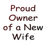 Owner of a New Wife
