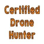 Certified Drone Hunter
