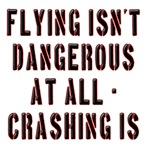 Flying Isnt Dangerous