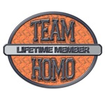 Team Homo Lifetime Member