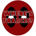 Where's Francis DP Face