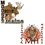 Combo - Moose Wear & WildCat  Apparel