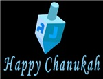 Happy Chanukah Dreidel
